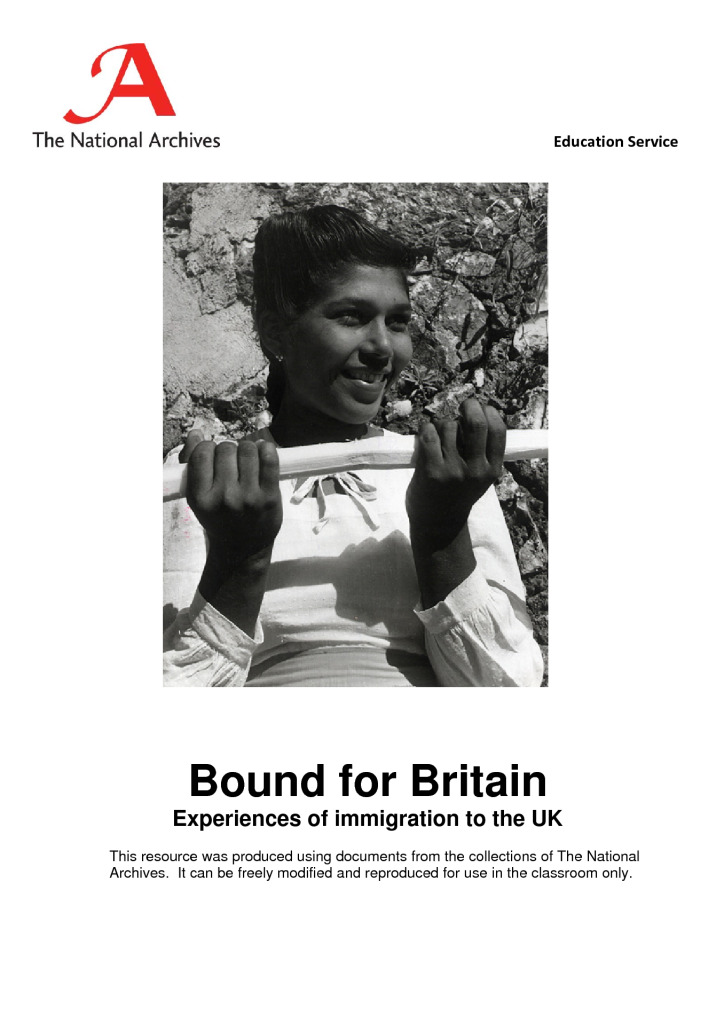 thumbnail of Windrush bound