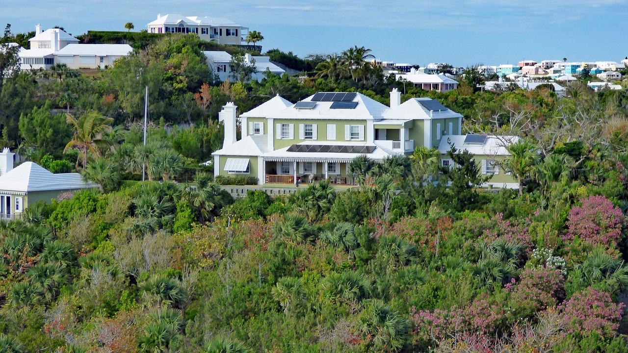 Bermuda eco home